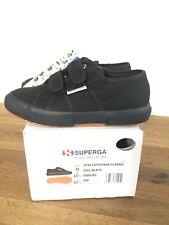 Superga Unisex Kids' 2750 Cotjstrap Classic Low-Top Trainers UK12.5/EU31