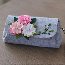Felt Package Craft Sewing Art Handmade Free Cutting Material Package Bag D
