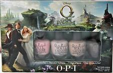 OPI NAIL POLISH OZ The Great And Powerful MINI SET 4X 3.75ml Soft Shades
