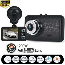 1080P HD CAR DVR G-sensor IR Night Vision Vehicle Camera Video Recorder Dash Cam