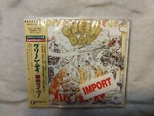 GREEN DAY - Live Tracks - RARE JAPANESE Import CD - WPCR-204 - 1995 - NEW SEALED