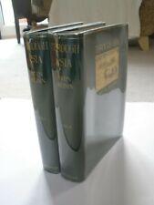 Sven Hedin - Through Asia Vols I & II