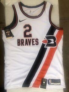 Kawhi Leonard LA Clippers Buffalo Braves Nike Swingman Throwback Jersey Size M