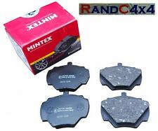SFP500190 Land Rover Discovery 1 MINTEX Rear Brake Pad Set 200 300 tdi V8