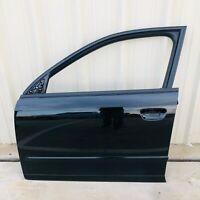 2001-2005 Audi A4 FWD Front Left Driver Door Shell OEM Black