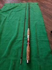 1-Pflueger Vintage 7 ft. Model 8-1470 2 piece Spinning Fishing Rod Collectible