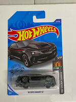 2020 Hot Wheels HW Dream Garage #3/10 '18 Chevy Copo Camaro SS #20/250 NIP