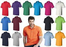 School Uniform Polo T-shirt Gildan 8800 Dryblend Jersey Men's Polo shirt