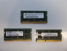 Original Lenovo 2GB DDR3 PC3-8500 1066MHz Sodimm FRU 43R1969 55Y3713