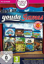 Best Of Youda Games (PC, DVD-Box)