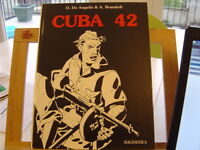 CUBA 42 CUBA42 EO1993 TBE/TTBE DE ANGELIS BRANDOLI