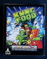 KUNG FOOD  Atari LYNX New Sealed Complete
