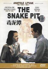 The Snake Pit DVD Olivia de Havilland Leo Genn Anatole Litvak R0 NEW 1948