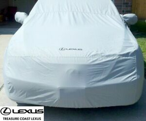 NEW LEXUS 2006-2013 IS250 IS350 & 2010-2015 IS250C IS350C OEM FACTORY CAR COVER