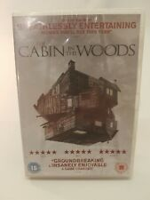 The Cabin In The Woods (DVD) New & Sealed .