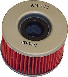 Performance Gold Oil Filter K&N Engineering  KN-111
