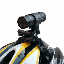 Moto Motocyclette Casque Action Sports caméra Cam Full HD 1080p