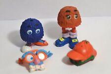"McDonalds Vintage ""Fry Guy"" Happy Meal Lot Parts Figures Toys"