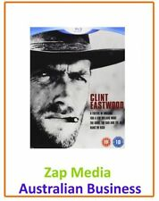 Clint Eastwood Westerns DVD & Blu-ray Movies