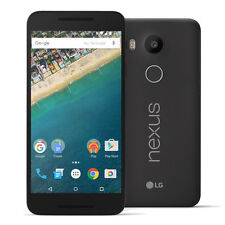 LG NEXUS 5X H791 32GB 4G LTE Black Unlocked Smartphone UU