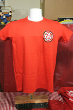 1001-TS- LOGO-Women's Sizes only  (Med,Large & XL only) Red, White or Gray