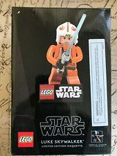 Star Wars Gentle Giant LEGO Luke Skywalker Maquette New in Box