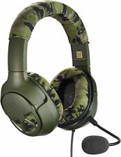 Turtle Beach Recon Camo Headset PlayStation 4 Xbox One PC Mac Tablet
