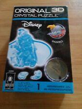 NEW Disney Original 3-D Crystal Puzzle Dumbo SEALED