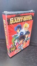 Saint Seiya - Collection  2 - Anime DVD - ADV Films - 2003 Rare Opp  Lot New