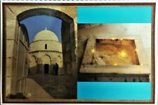 New Postcard of the Chapel of the Ascension in Jerusalem, Israel
