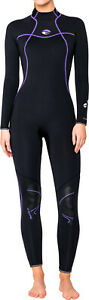 Bare Nixie full Women's full 7mm Scuba Diving Wetsuit (USED) 12