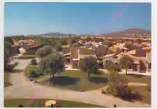 CPSM 34300 CAP D AGDE Village de vacances C.C.A.S.vue du village Bungalow n2