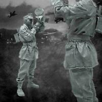 Military Cameraman Unpainted 1/35 Resin Figure Model New Unassembled J2Y2 C8U2