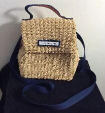 Tommy Hilfiger Woven Straw  Tote Handbag Cross Body Bag