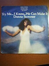 Wasted - Donna Summer - 45 giri - 1976 -M