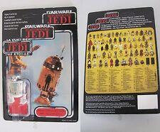 Star Wars Vintage R2-D2 With Sensorscope ORIGINAL TRILOGO CARDBACK UNPUNCHED