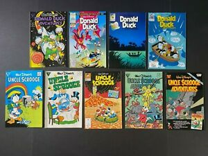 (9) Walt Disney's Uncle Scrooge Donald Duck Adventures (1987-96)GladstoneComics