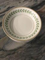 """Syracuse China Old Ivory Greenwood 5"""" Dessert Bowl"""