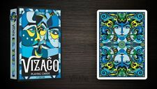 VIZAGO BLUE Edition Playing Cards Playing Cards by Abolina Art, limited