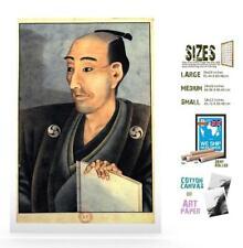 Canvas Portrait Asian Art Prints