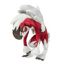 "Original Pokemon Center Lycanroc Midnight Form Poke Plush (Standard) - 10"""