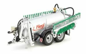 Model tractor Wiking Irrigator Fliegl Vfw 18000 Scale 1:3 2 Crew Agricultural
