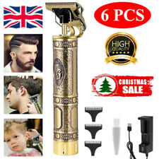 Cordless Electric Hair Clippers Trimmer Cutting Mens Beard Body Moustache Shaver