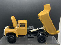 ZIL MMZ 555 SOVIET CARS - TIPPER TRUCK SPEAR  MODEL 1 / 43 USSR BOXED VERY RARE