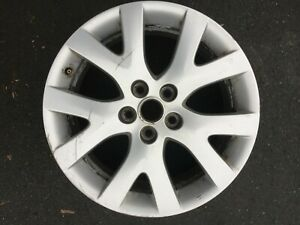 "MAZDA CX7 SUV 18"" SPARE ALLOY WHEEL RIM 9965047580 64893A GENUINE OEM 18x7.5J 50"