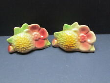 Shawnee Salt & Pepper Shakers Sunflower Flowers