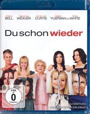 DU SCHON WIEDER (Kristen Bell, Sigourney Weaver) Blu-ray Disc NEU+OVP