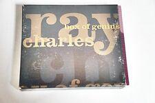 RAY CHARLES - BOX OF GENIUS-CD