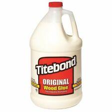 Titebond 5066 Wood Glue, Gallon, Yellow, Fast Set Up