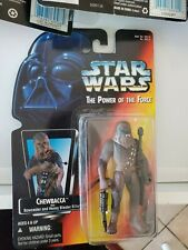 Star Wars Power of the Force Chewbacca